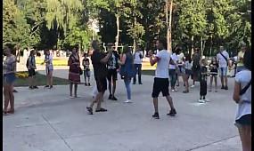 HelpFest в парке Гагарина