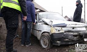 ДТП Кривой Рог: «Таврия» подрезала «Mazda» | 1kr.ua