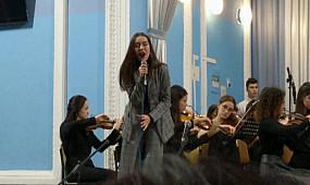 Легендарна «Je suis malade» у виконанні Яни Фаустової, місто Кривий Ріг.