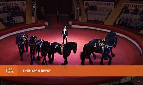 Новорічне шоу: у Криворізькому цирку відбулась прем'єра видовищної програми