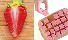 Быстрые и простые рецепты клубничных десертов