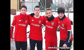 Кривой Рог-2-Горняк-2002 2:1 (голы). Зимний чемпионат КР