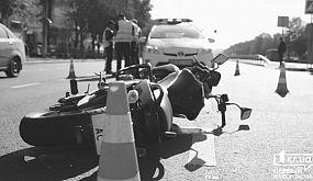 ДТП Кривой Рог: Столкнулись Audi и Kawasaki | 1kr.ua
