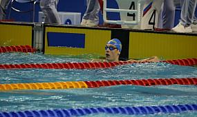 Армійський спортсмен Денис Кесіль — срібний призер з плавання