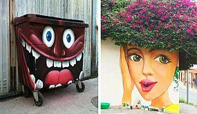 60 примеров невероятного стрит-арта, преобразившего город