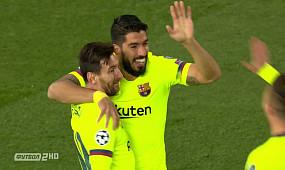Манчестер Юнайтед — Барселона. Огляд матчу. 0:1. 10.04.2019