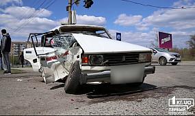 Происшествия Кривой Рог: тройное ДТП на объездной дороге | 1kr.ua