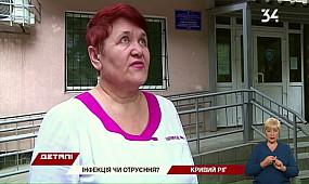 В одной из школ Кривого Рога в больницу с отравлением попал 21 ребенок