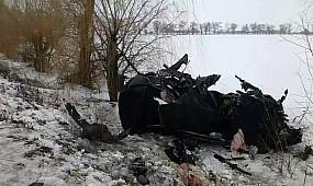 3 детей и 5 взрослых погибли в ДТП на трассе Кривой Рог - Николаев