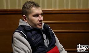 Оператор, раненный во время учений военных, встретился с коллегами в Кривом Роге   1kr.ua