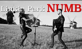 Linkin Park - Numb | Бандура & Баян | B&B Project