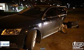 ДТП Кривой Рог: Hyundai догнал Volkswagen | 1kr.ua
