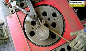 Реконструкція спорткомплексу Металург у Кривому Розі