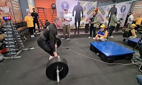 Криворожанин Вячеслав Павличук установил мировой рекорд и будет занесен в Книгу рекордов Гиннеса