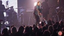 Тина Кароль с концертом посетила Кривой Рог